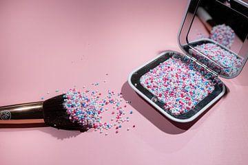 Zucker-Make-up-Spiegel von Kay Mezarina Photography