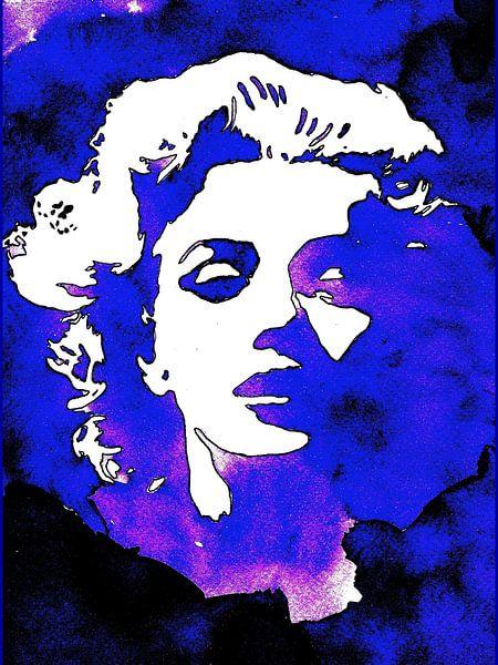MarilynBlue van Lucienne van Leijen