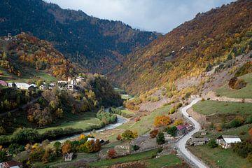 Kaukasus van bart vialle