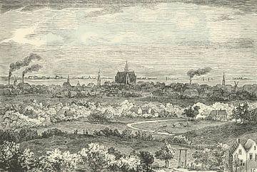 Blick auf Haarlem, Alexander Cranendoncq