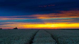 sunset  von tom Lammens