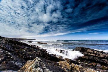 Atlantische oceaan van Richard Reuser