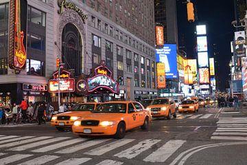 Times Square von Inge Beek