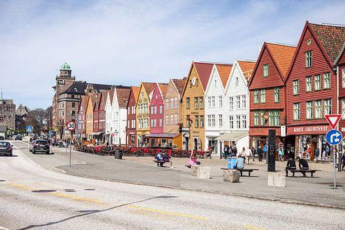 Bergen - Norway van