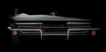 Corvette sur marco de Jonge