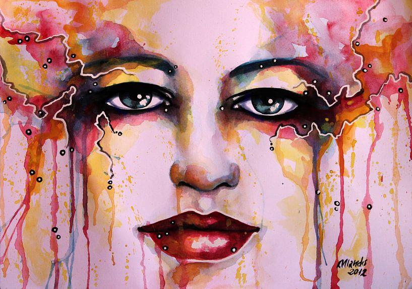 """""""Eyes""""  van Marcella Mandis"""