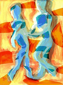 Het samenzijn van ART Eva Maria