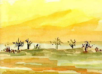 Trees von Claudia Gründler