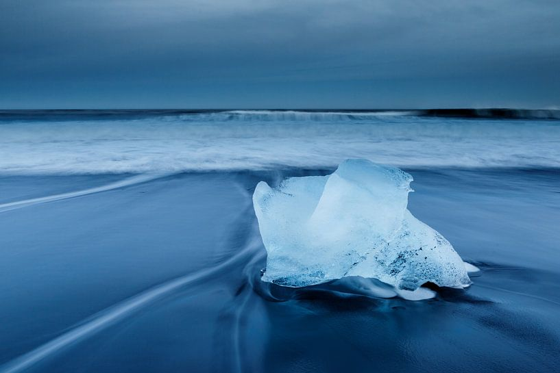 Ice Diamond van Arnold van Wijk