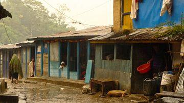 'Regenbui' Bahunanda- Nepal van Martine Joanne