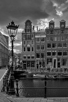 Kloveniersburgwal Amsterdam von Foto Amsterdam / Peter Bartelings