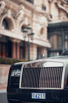 Rolls Royce in Monaco van Ricardo van de Bor