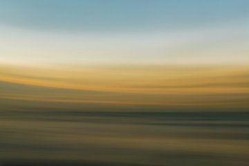 leeg strand van Geert-Jan Timmermans