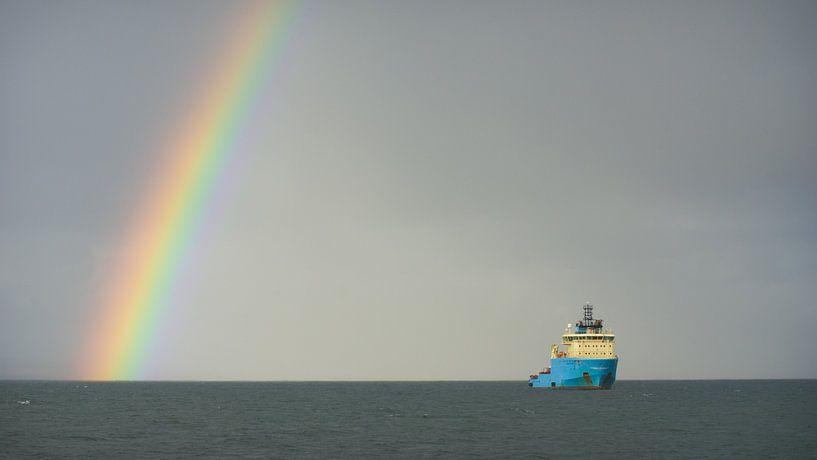 Maersk Tender  van KO- Photo