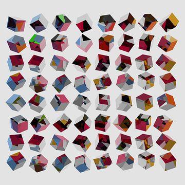 Composition abstraite 721 von