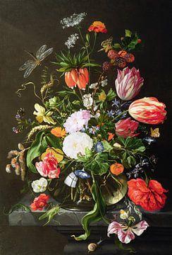 Blumenstillleben, Jan Davidsz de Heem
