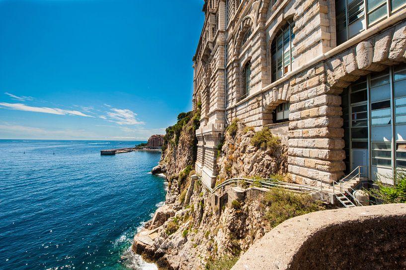 Monaco architecture van Brian Morgan
