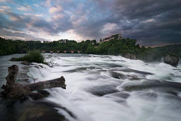 Rheinfall van Severin Pomsel