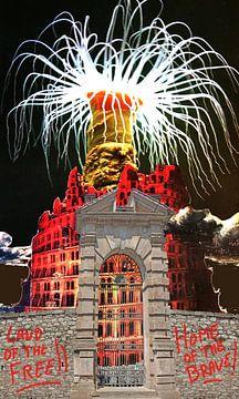 King Trumpet's Tower van Terra- Creative