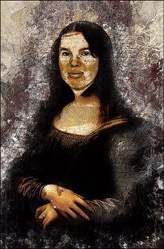 Mona in mijn huis van Philippe verspeek