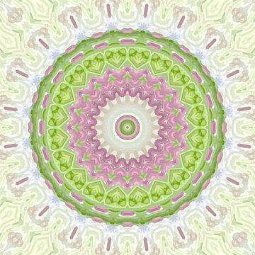 Mandala Art 1 von Marion Tenbergen