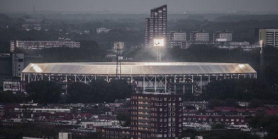 Feyenoord Stadion 20 van John Ouwens