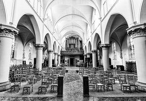 Kerk der duizend bogen van