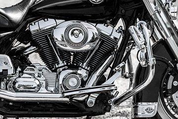 Harley Davidson sur Rob Hartsink