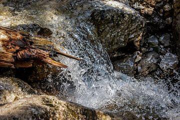 Waterval in Oostenrijk van Remco de Zwijger