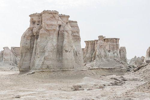 Ruige vallei op het grootste eiland van de Perzische Golf | Iran