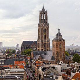 Rustig Utrecht van Thomas van Galen