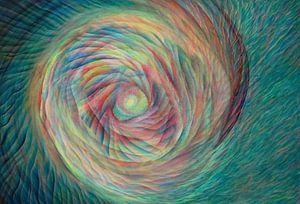 Kleurige kosmos 2