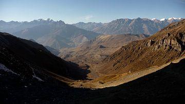 'Thorong La Pass 5416 m', Nepal von Martine Joanne