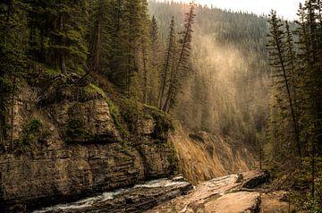 Le mystique Johnston Canyon sur Joris Pannemans - Loris Photography