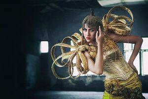 Indonesian beauty van Edwin van Unen
