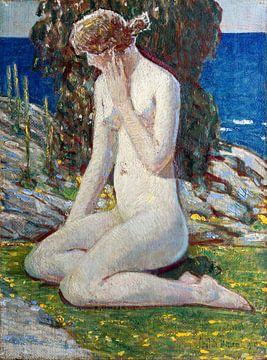Childe Hassam, Der Akt - 1915 von Atelier Liesjes
