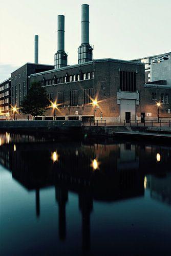 Dutch power plant von Joris Vand