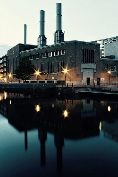 Stadsverwarming Rotterdam van Joris Vand