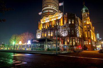 Het hotel New York  van kevin Schenk