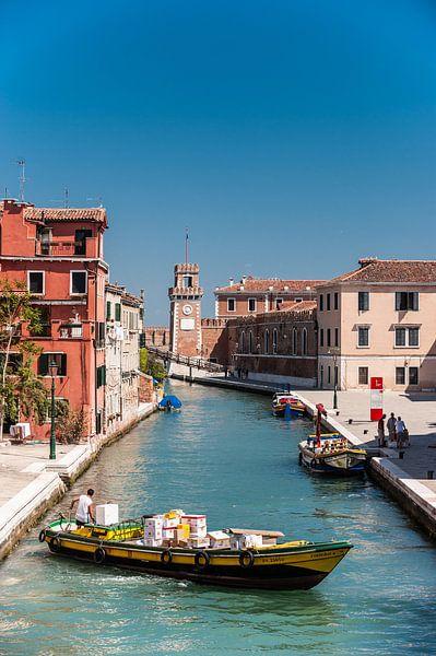 Venice (Venetie) van Brian Morgan