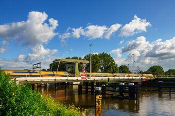 Victoriebrug über den Noordhollandsch Kanaal von Joey Juffermans