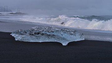 Diamant am Strand von Timon Schneider