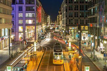 Berlin Friedrichsstrasse von Frank Herrmann