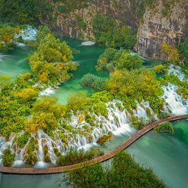 Plitvice lakes von Richard Guijt