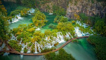 Plitvice lakes von