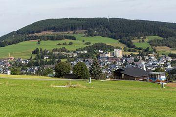 Bergen bij Willingen, Duitsland von Jaap Mulder