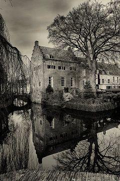 Historisches Amersfoort, Haus Tinnenburg von Rien Gieltjes