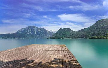 Lake view von Bernhard Nijenhuis