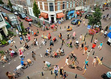 Weimarstreet The Hague in the summer sur Alex Schröder