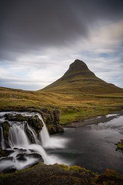 Der Berg von Kirkjufell von Roy Poots